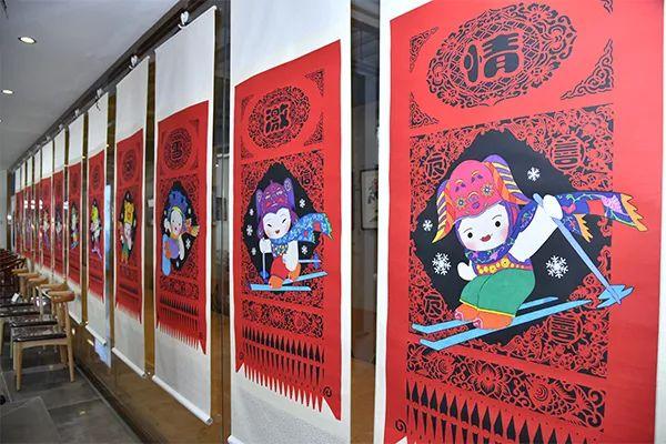 2009年10月,蔚县剪纸入选联合国教科文组织《人类非物质文化遗产代表