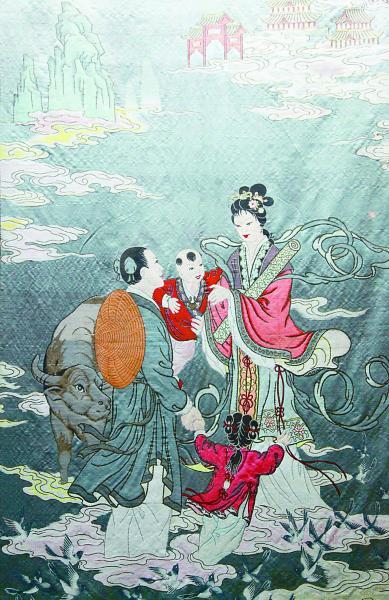 大龟甲师路小遗-一部囊括中国百年来民间文学集大成之巨献《中国民间文学大系》,图片